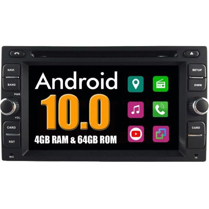RoverOne Autoradio Bluetooth GPS Navigation pour Nissan Seranza Qashqai Dualis Sylphy Bluebird Sentra Sunny Android Stéréo DVD
