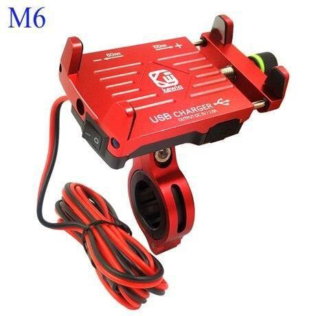 Support téléphone portable en aluminium, support pour moto BMW, support pour moto, étui pour téléphone, GPS, support d -EZPTESA02377