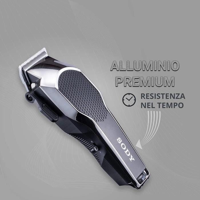 SD2038 Tondeuse à cheveux professionnelle avec fil pour homme avec fil rasoir électrique barbe et cheveux Hair Tondeuse à chev[131]