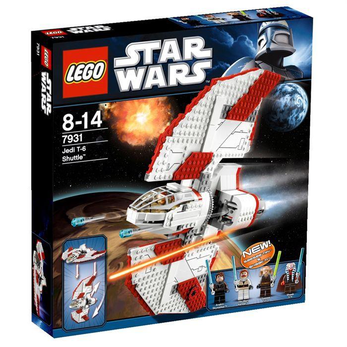 Lego T-6 Jedi Shuttletm