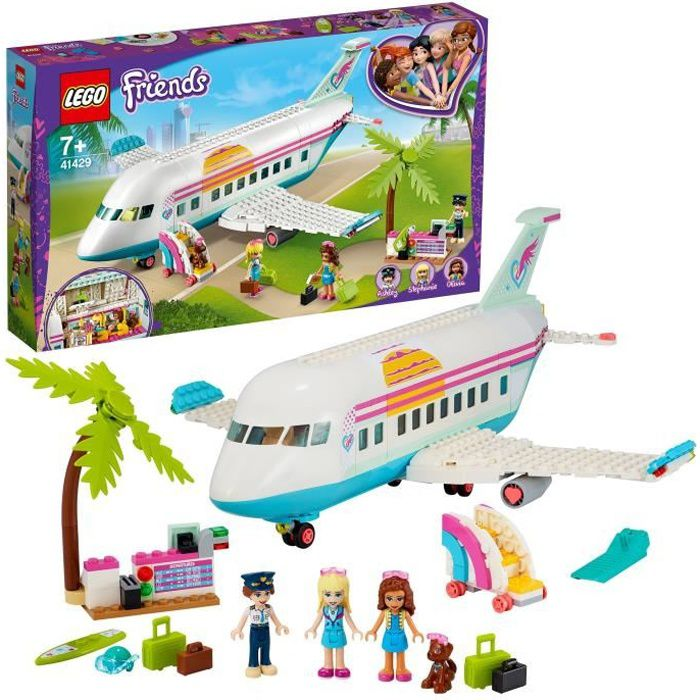 LEGO® Friends 41429 L'avion de Heartlake City