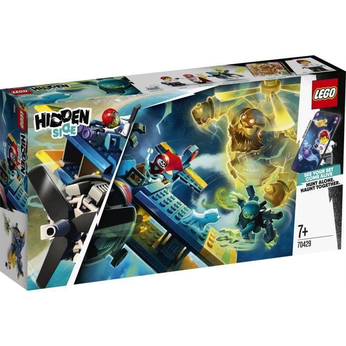 LEGO® Hidden Side™ 70429 L'avion de voltige d'El Fuego