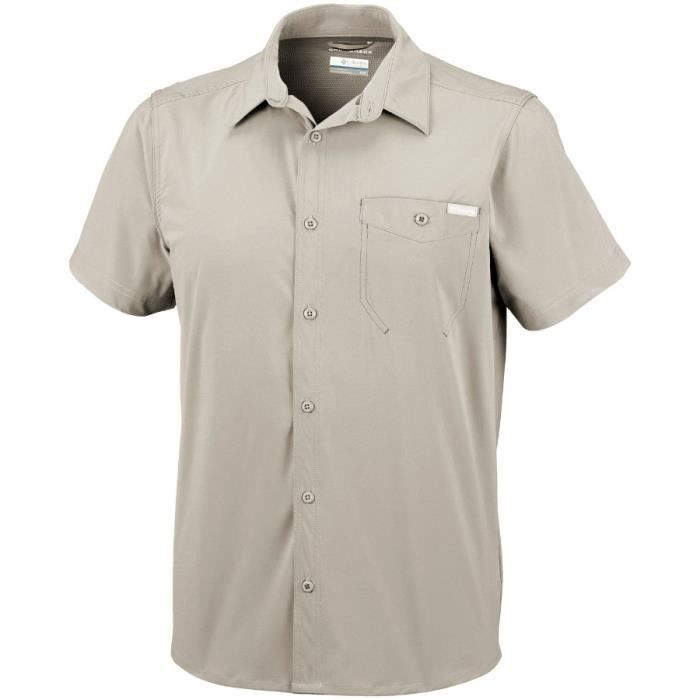 Chemise Columbia Triple canyon coloris Fossil 160