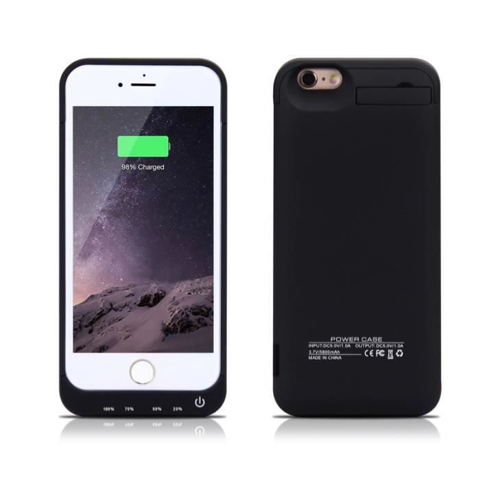 coque iphone 6 rechargeable