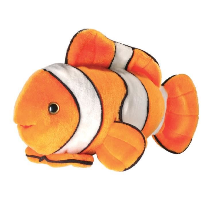 Peluche poisson clown 39 cm achat vente peluche for Poisson clown achat