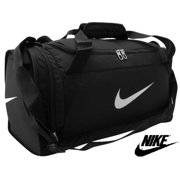 sac de sport nike brasilia gym sac de voyage noir achat vente sac de voyage cdiscount. Black Bedroom Furniture Sets. Home Design Ideas