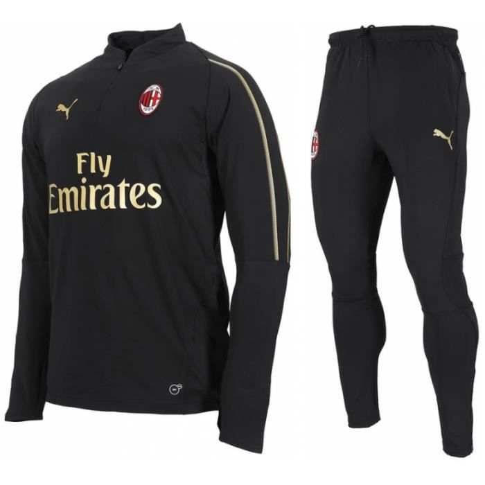 survetement AC Milan gilet