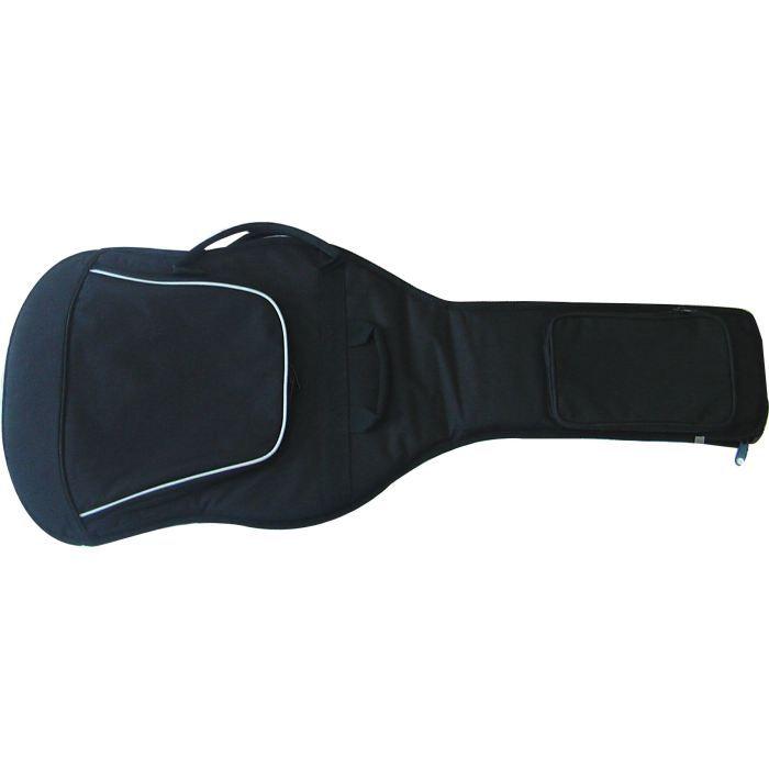 Woodbrass CGB20 3//4 Housse pour Guitare classique 3//4 Noir