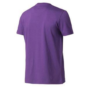 Le Coq Sportif Ess Tee SS N/°2 Enfant New Optical White T-Shirt Gar/çon