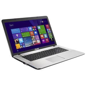 ORDINATEUR PORTABLE ASUS PC Portable reconditionné R752LJ-TY142H écran