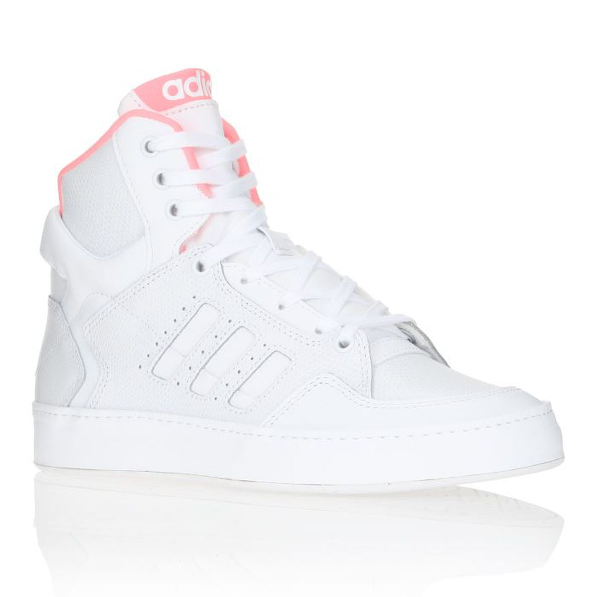 official photos 5e8b2 65c1a BASKET ADIDAS ORIGINALS Baskets Bankshot 2.0 W Femme