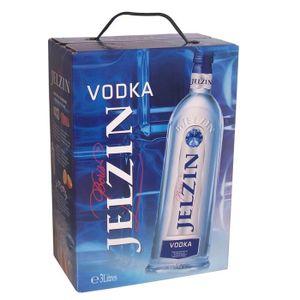VODKA Vodka Jelzin Nature 37,5° 3 litres bib