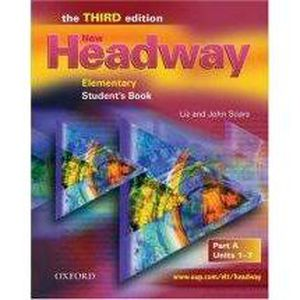 AUTRES LIVRES New headway, third edition elementary: student'...
