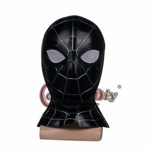 MASQUE - DÉCOR VISAGE Masque Silicone Spiderman Déguisement Avengers 3 I