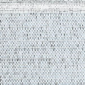 CLÔTURE - GRILLAGE Tenax Soleado Filet Brise Vue Occultant, Blanc, 50