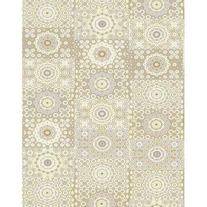 Kit papier créatif Feuille Decopatch n°638, Imprimé Casablanca orient