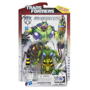 ROBOT - ANIMAL ANIMÉ Transformers Generations Deluxe Waspinator