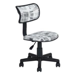CHAISE DE BUREAU Homy Casa Chaise de bureau Fauteuil de bureau  Hau