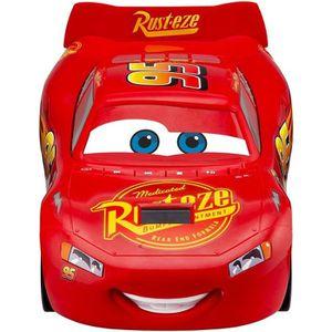RADIO CD ENFANT CARS Lecteur CD Boombox Flash Mc Queen enfant