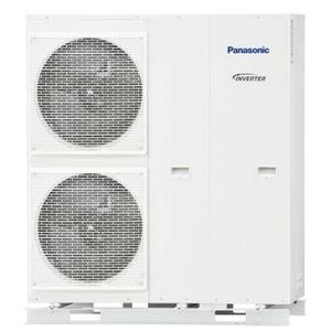 POMPE À CHALEUR Panasonic aquarea - 16 kW - 20° pompe a chaleur ai