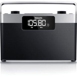 RADIO CD CASSETTE Philips Radio portable Tuner numérique - FM/MW - 2