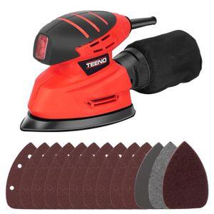 PONCEUSE - POLISSEUSE  TEENO® Ponceuse Mouse multifonction +13 accessoir