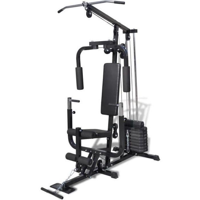 Banc de Musculation Station de Musculation