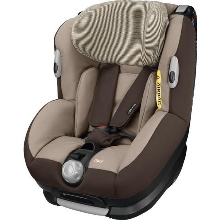 BEBE CONFORT Siège Auto Groupe0+/1 Opal Earth Brown