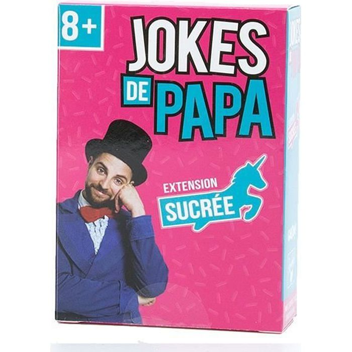 JOKES PAPA EXT. SUCREE
