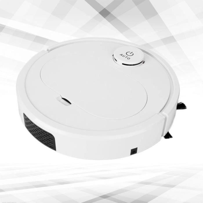 Automatic USB Rechargeable Household Smart Robot Vacuum Cleaning Machine Intelligent Floor Sweeping Dust Catcher ASPIRATEUR ROBOT