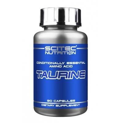 Complément alimentaire Taurine 1000 mg X 90 gel...