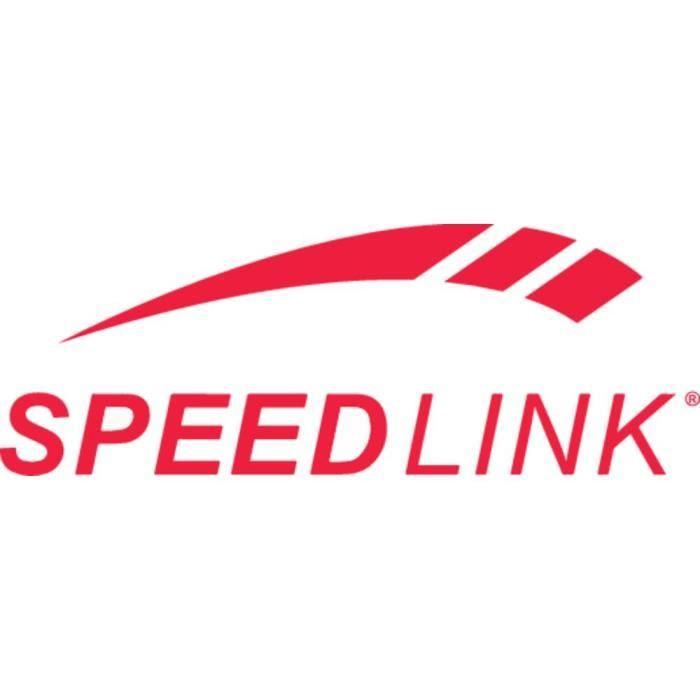 SpeedLink LEDGY Souris sans fil optique ergonomique noir-blanc