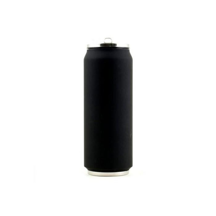 YOKO - Canette isotherme 500 ml soft touch à double paroi en inox