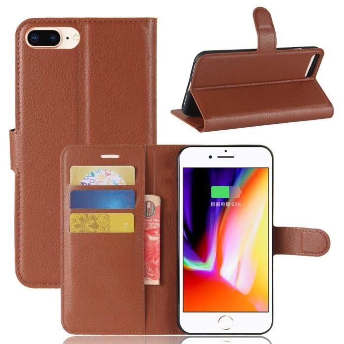 Coque iphone 7 plus porte carte