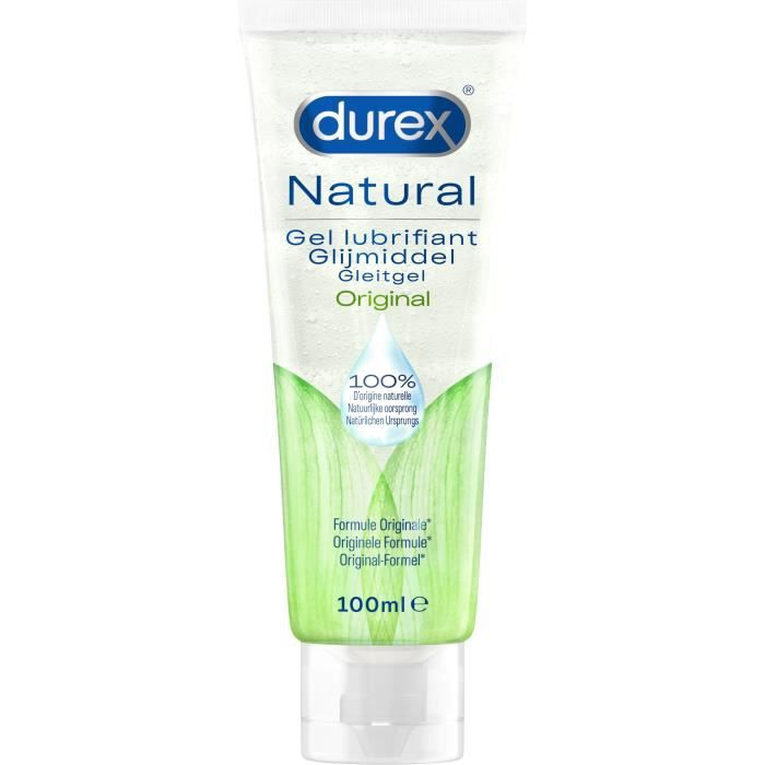 durex naturel gel lubrifiant 100ml achat vente kit hygi ne intime durex naturel gel. Black Bedroom Furniture Sets. Home Design Ideas