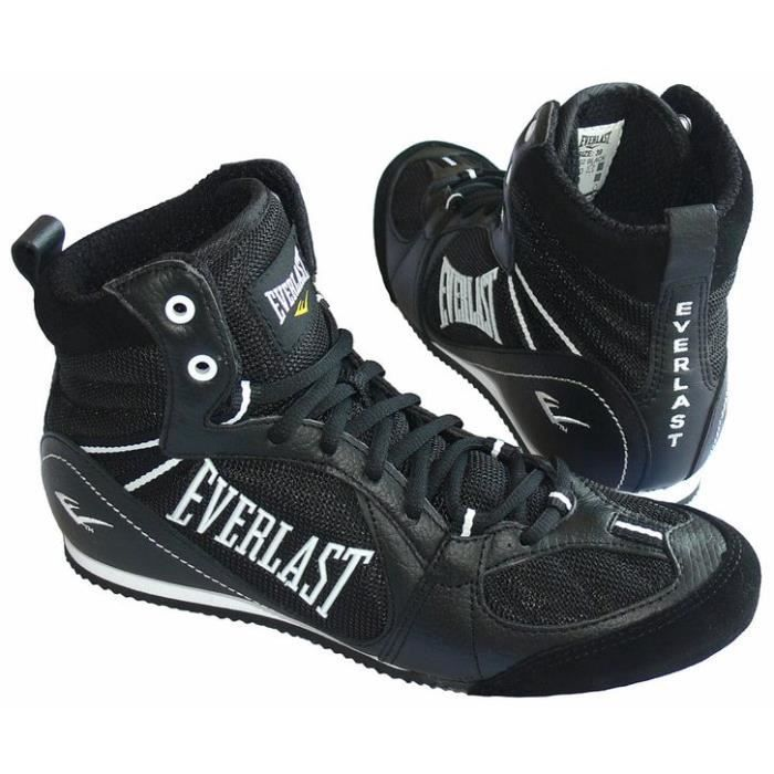 Boxe Prix Chaussure Anglaise Cher Cdiscount Everlast Pas Padn8v