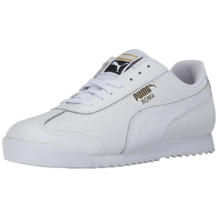 Puma Roma Classique Sneaker Perf WOQYB Taille-41 X1RMtK