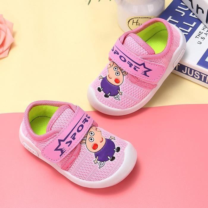 chaussures sport de dessin bébé de animé de Baskets TFlKc1J