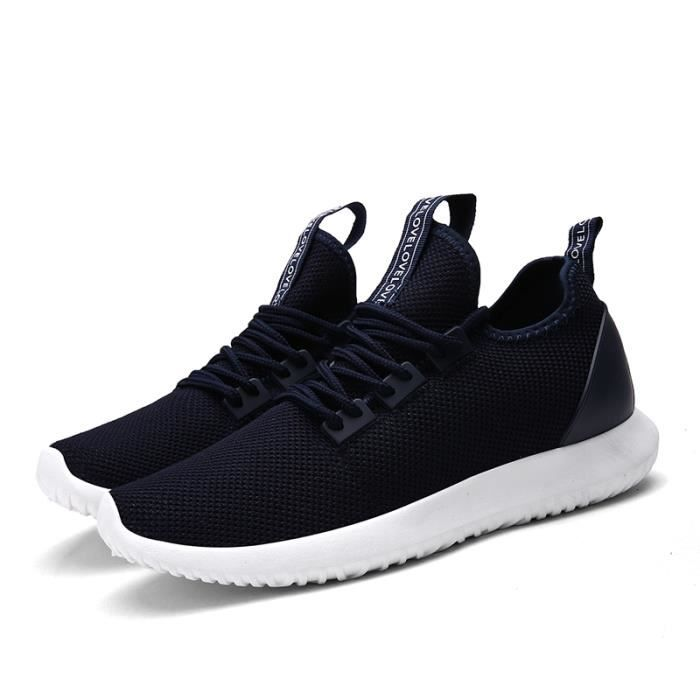 2018 Basket Course Chaussures Chaussures De Sports Homme Masculines Respirante Run 5rwFA5