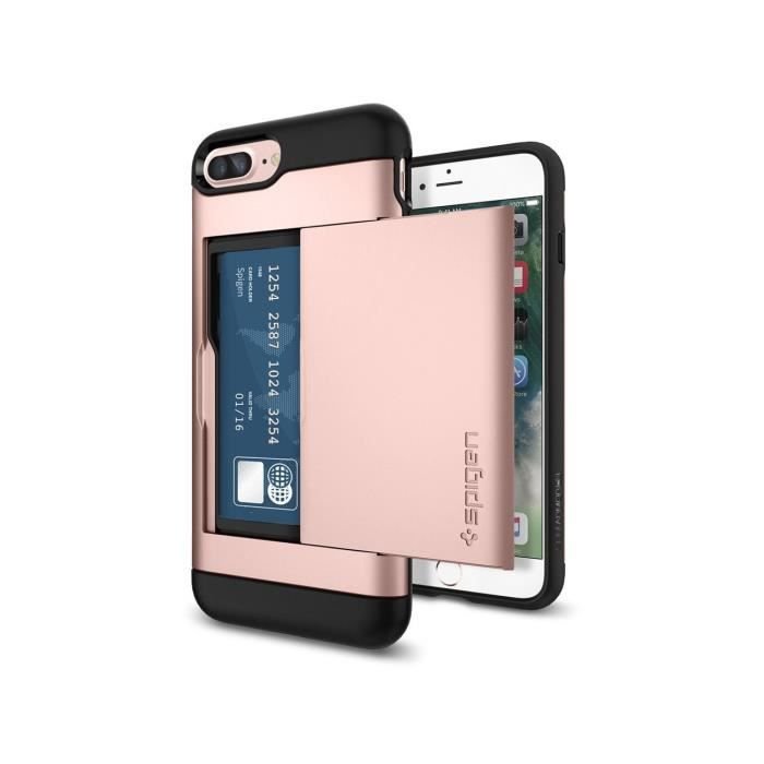 coque iphone 7 plus spigen or