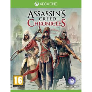 JEU XBOX ONE Assassin's Creed Chronicles Trilogie  Jeu Xbox One