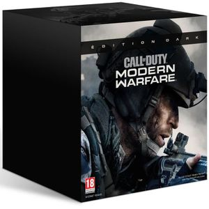JEU PS4 Call Of Duty Modern Warfare Dark Édition - Édition