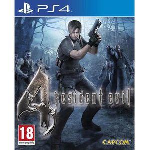 JEU PS4 Resident Evil 4 Jeu PS4