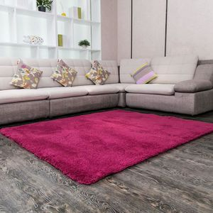 tapis shaggy rouge achat vente tapis shaggy rouge pas cher cdiscount. Black Bedroom Furniture Sets. Home Design Ideas