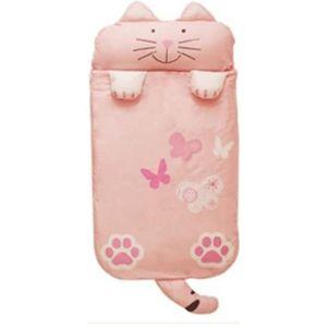 SAC DE COUCHAGE 70*140cm Sac de couchage chat duvet pour enfant st