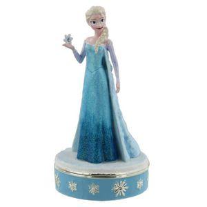 BOITE A BIJOUX Coffret à Bijoux 'Frozen- Reine des Neiges' bleu (