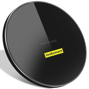 CHARGEUR TÉLÉPHONE Jooksmart Chargeur Induction Rapide pour Samsung G