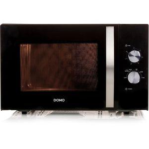 MICRO-ONDES DOMO DO2431-Micro-ondes monofonction noir-30 L-900