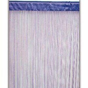 RIDEAU DE DOUCHE Fils de rideaux violet(90x200)