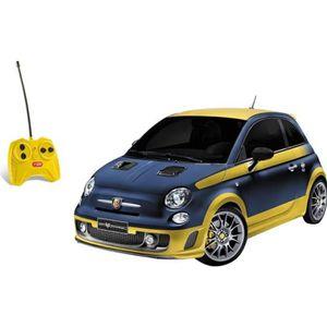 VOITURE - CAMION Mondo Motors - Voiture télécommandée 1:28 - FIAT 5